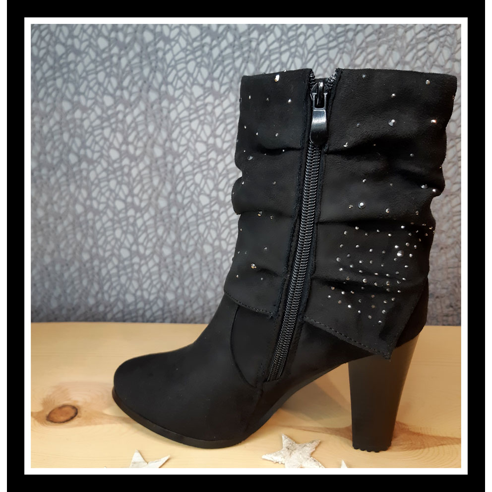 Bottines Lisa